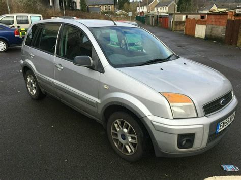 2006 Ford Fusion by 2006 55 Ford Fusion 1 4 Tdci Zetec In Bargoed