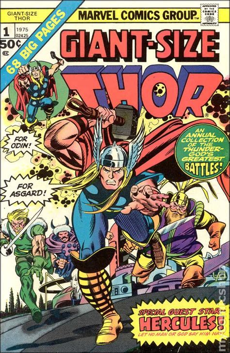 comic book with pictures size thor 1975 comic books