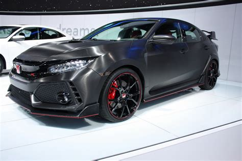 Honda Civic Type R Horsepower 2016 by 2016 Honda Civic Type R Concept Review Top Speed