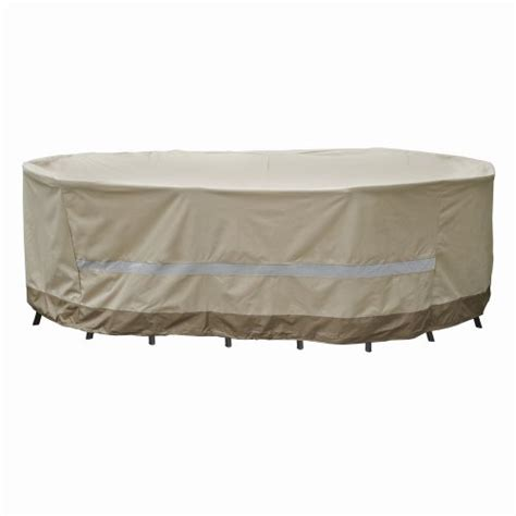 large patio furniture cover patio armor sf40294 x large mega table and chair cover