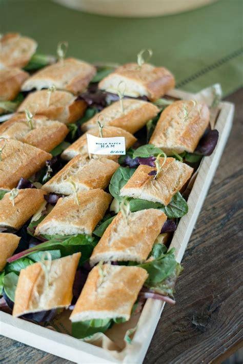 garden food ideas best 25 sandwich platter ideas on sandwich