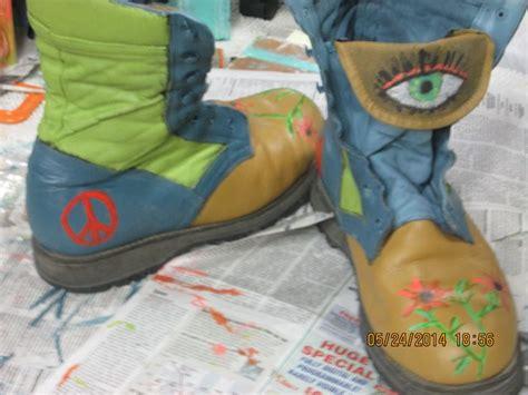 chalk paint shoes 11 best images about chalk painted shoes purses on