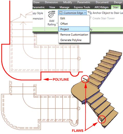 How To Draw A Floor Plan In Autocad autocad architecture custom stairs