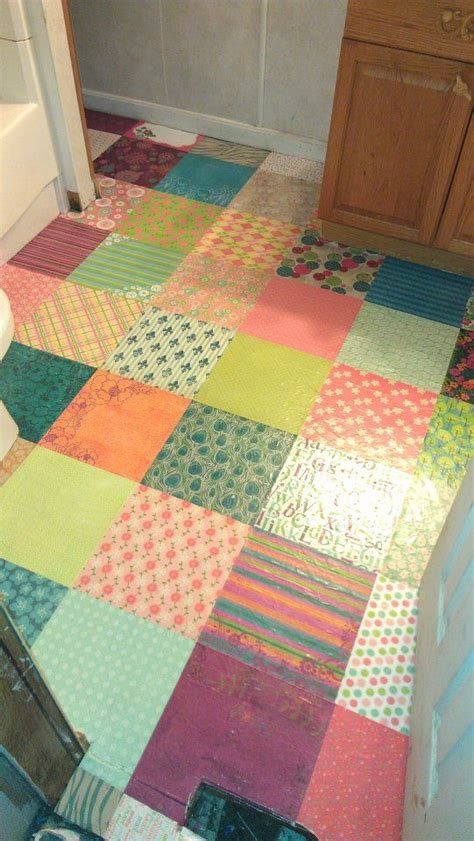 decoupage floor ideas decoupage places and thoughts on