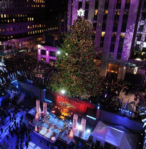 new york city tree 2014 tree lighting new york city 2014 28 images in