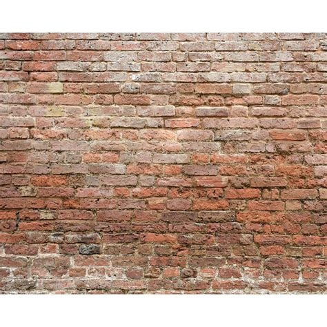 home depot wall murals classic brick wall mural wr50503 the home depot