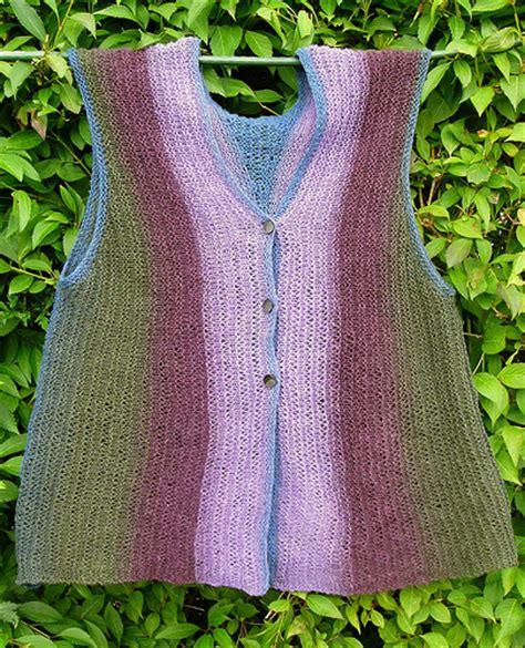 knitting daily patterns free knitting pattern waistcoat free patterns
