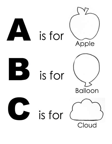 alphabet picture book alphabet book printables for all letters memes