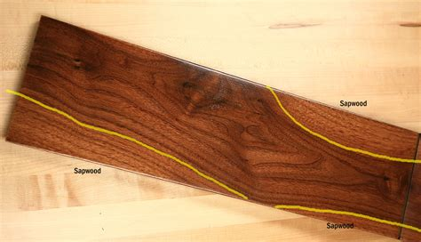walnut woodworking projects a finishing trick for a even color in walnut
