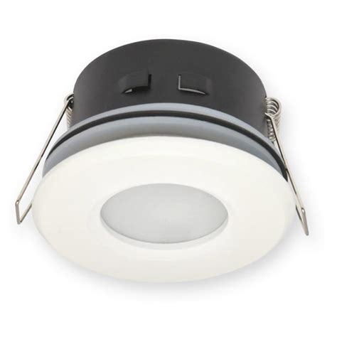 spot 233 tanche ip65 salle de bain blanc pour led