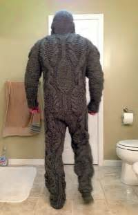 knitted suit sweater