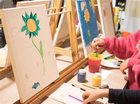 paint nite kid friendly birthday ideas for diy network made