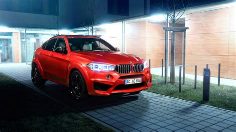 Car Wallpapers Bmw X6 by Bmw X6 F16 By Ac Schnitzer Wallpaper Hd Car Wallpapers