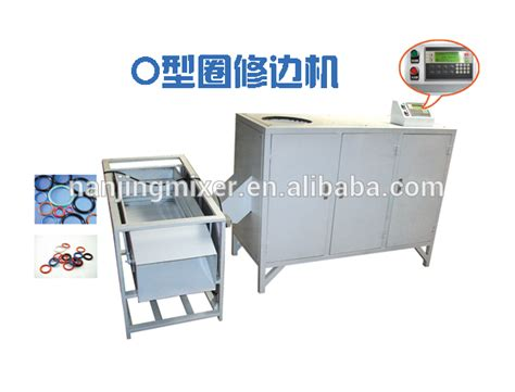 rubber sts machine with price best price rubber o ring deflashing machine rubber