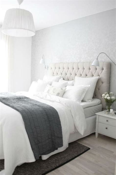 white and gray bedroom grey and white bedroom inspiration