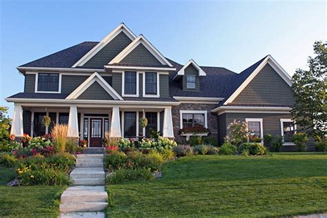 craftsman style home plans designs craftsman bungalow homes modern modular small cottage