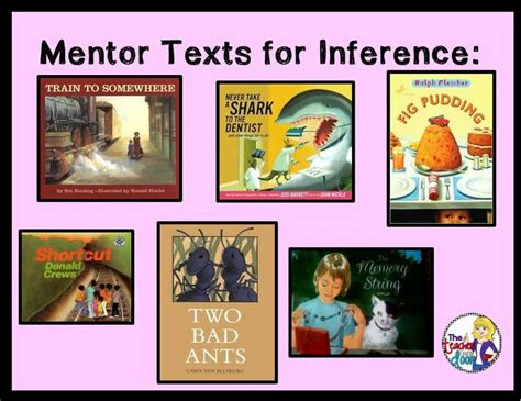 picture books for inferences 27 best images about inference with pictures on