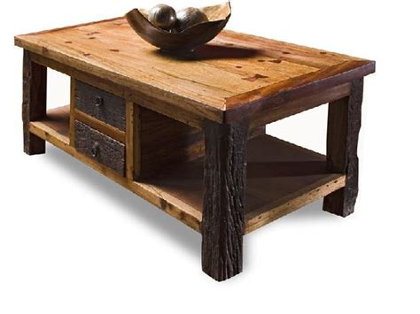Coffee Table: Astonishing Reclaimed Wood Coffee Table Rustic Coffee Tables And End Tables, Cheap