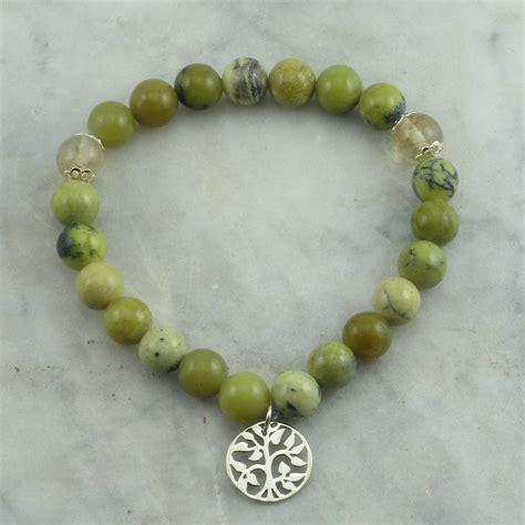 mala bead bracelet mala bracelet 21 yellow turquoise mala in