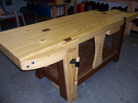woodworking benches plans workbench design home page
