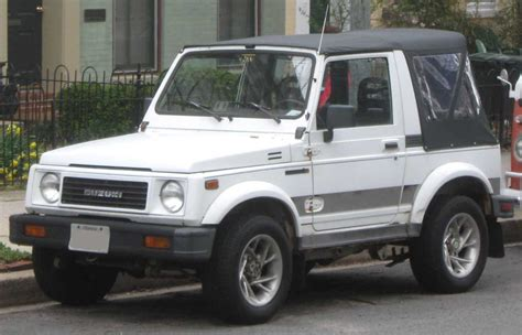 Suzuki Samurai by New Car Modification Suzuki Samurai Pictures