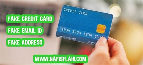 how to make counterfeit credit cards how to generate address credit card number