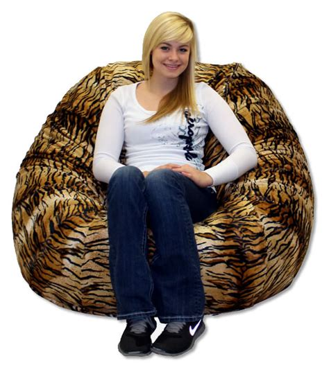 Bean Bag Chairs Clearance by Large Royal Sack Foam Foof Chair Thebeanbagchairoutlet
