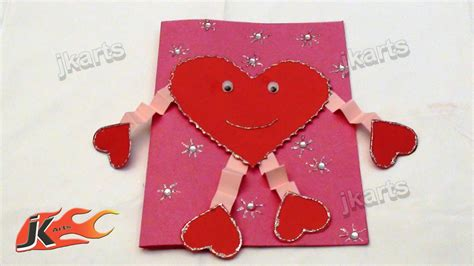how to make greeting card diy how to make s day greeting card style 4