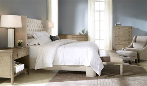 mitchell gold bedroom furniture harlowe bed modern bedroom by mitchell