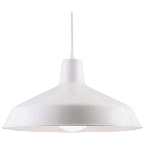 home depot interior lights westinghouse 1 light white interior pendant 6619800 the