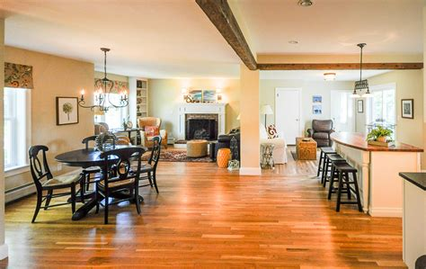 pictures of open floor plans sopo cottage creating an open floor plan from a 1940 s ranch home before after