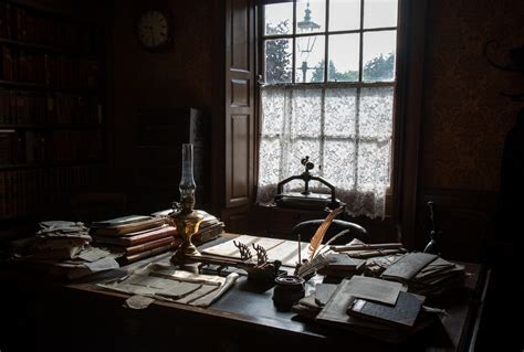office desk vintage vintage office of solicitor free stock photo