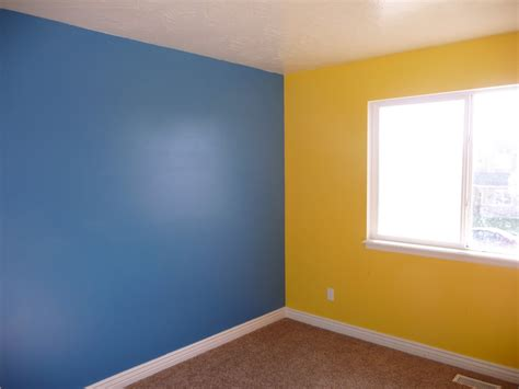paint every room in house different color mm delicious each wall was a different color yellow