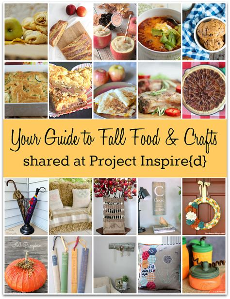 fall food crafts for kick start the season with our fall food and crafts guide