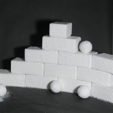 snow display display snowballs blocks icicles and more