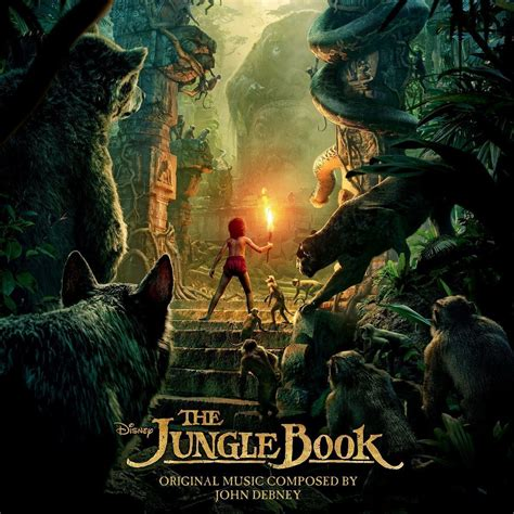 pictures of the jungle book soundtrack review the jungle book 2016 laughingplace