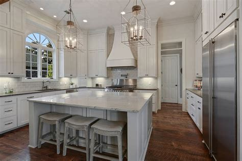 marble kitchen islands 57 luxury kitchen island designs pictures designing idea
