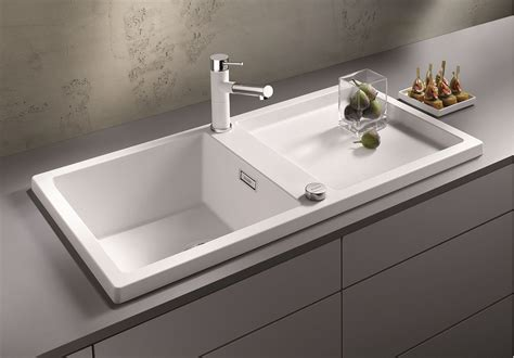 composite kitchen sink the new composite sink from blanco kitchen sourcebook