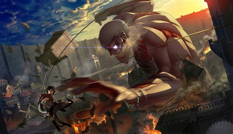 attack on titan aot wallpapers shingeki no kyojin attack on titan