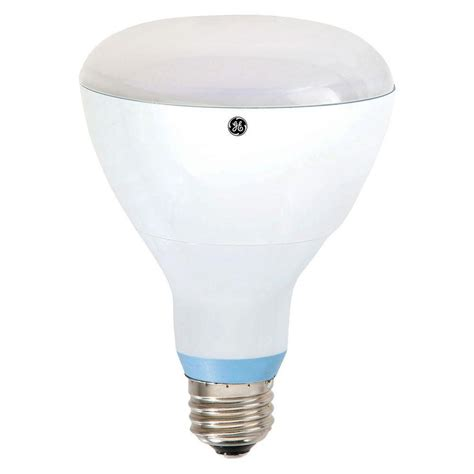 65w led flood light bulb ge 65w equivalent reveal 2 700k br30 dimmable led flood