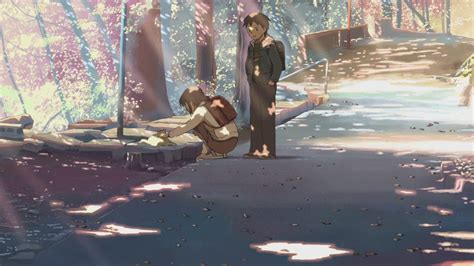 centimeters per second 5 centimeters per second wallpapers wallpaper cave