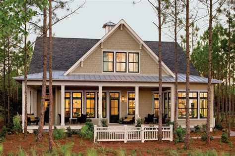 southern living house plans with porches tucker bayou plan 1408 17 house plans with porches