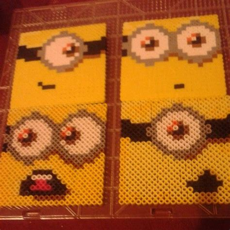 cool things to make with perler 39 best images about secret santa 2014 on