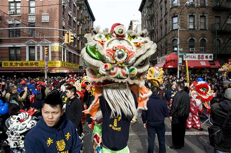 festival nyc 2016 17th annual chinatown lunar new year parade festival new