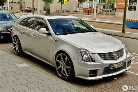 Cadillac Cts Sport by Cadillac Cts V Sport Wagon 30 Juli 2016 Autogespot
