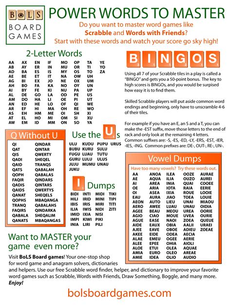 scrabble word finder q how to dominate at word