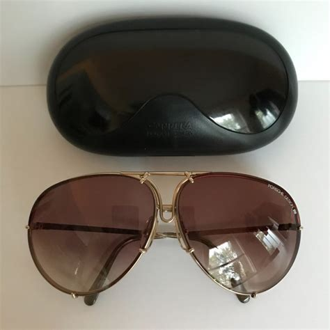 Porsche Carrera Brille by Porsche Carrera Vintage Sunglasses Men Catawiki