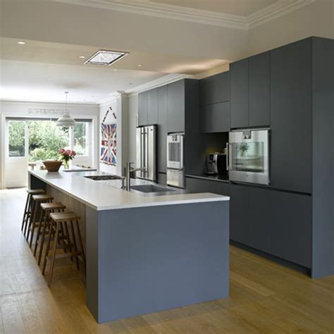 bespoke kitchen islands roundhouse bespoke kitchen island in contemporary kitchen kj 248 kken integrated