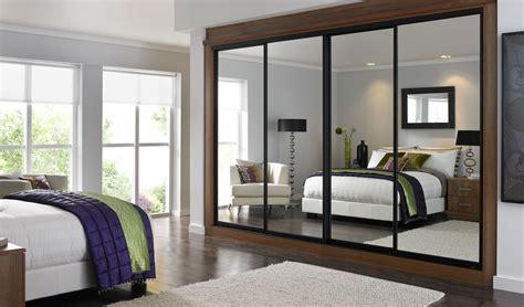 mirrored sliding closet doors for bedrooms mirror sliding closet doors inspired condo bedroom