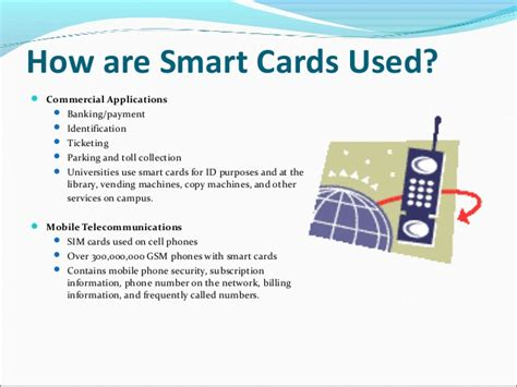 what is card smart card technology